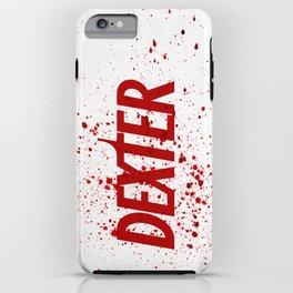 Dexter#01 iPhone Case