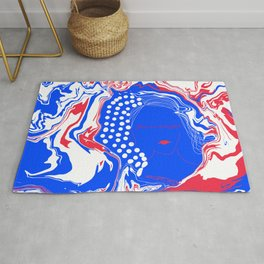 YOU ARE BEAUTIFUL/4th July Rug
