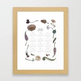 Woodland Wonders Calendar Framed Art Print