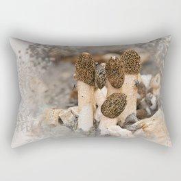 Fungi Tile Rectangular Pillow