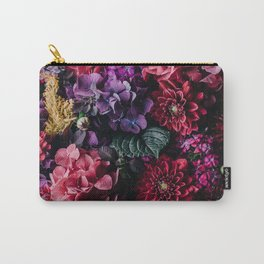 FLOWERS - FLORAL - GARDEN Carry-All Pouch