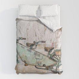 Cyclotandem Comforters