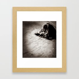 gazoh7 Framed Art Print