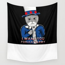 I want you  Wall Tapestry