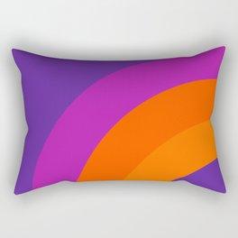 Grape Bow Rectangular Pillow
