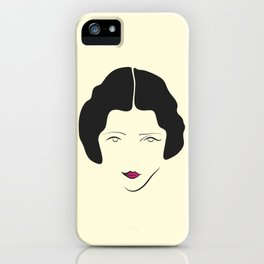 Actress iPhone Case