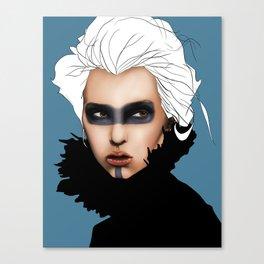 The Countess Canvas Print