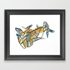 Hiva-02 Framed Art Print