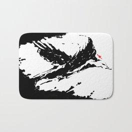 Ink Bird Bath Mat