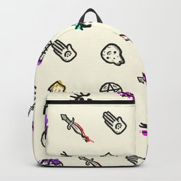 Spooky Trail Mix Backpack