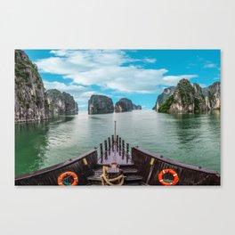 Ha Long Bay Canvas Print