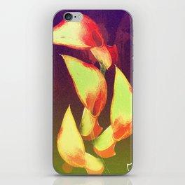 """"""" Zantedeschia """" iPhone Skin"""