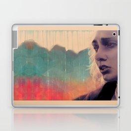Blue sense8 Laptop & iPad Skin