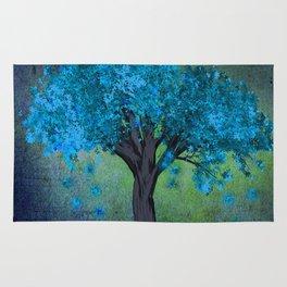TREE OF BLUE Rug