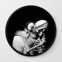 'Unknown Pleasures' (c)Joel Stephen Birnie 2015 Wall Clock
