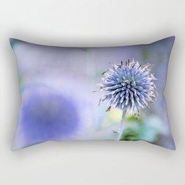 Purple blue Rectangular Pillow
