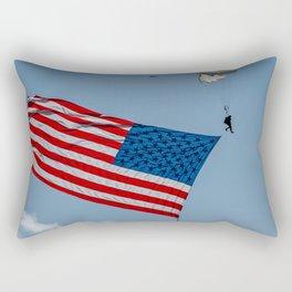 Jumper Rectangular Pillow