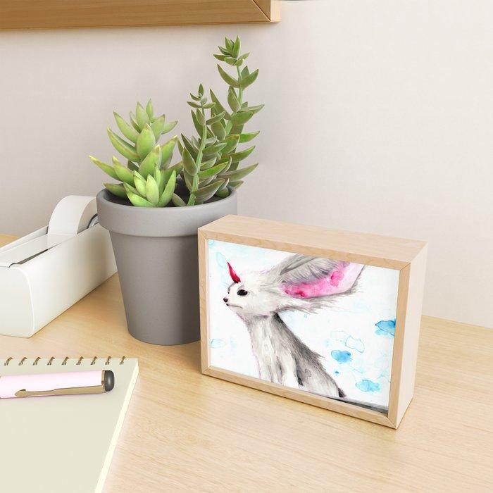 Carbuncle Framed Mini Art Print