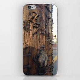 Staples iPhone Skin