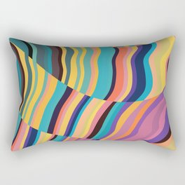 Fusion III Rectangular Pillow
