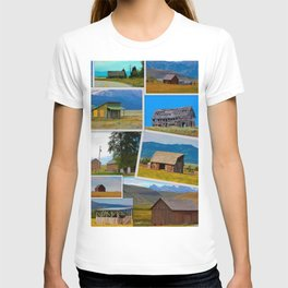 Country View Barns T-shirt