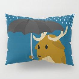 Rain-Deer Pillow Sham