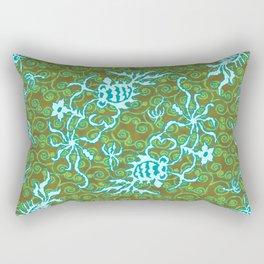 Patchouli Pond Rectangular Pillow