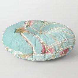 Big Wheel Floor Pillow