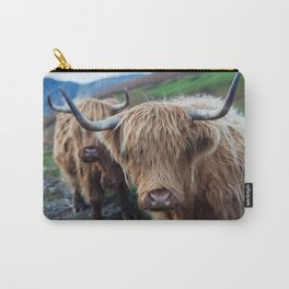 On the hills Carry-All Pouch