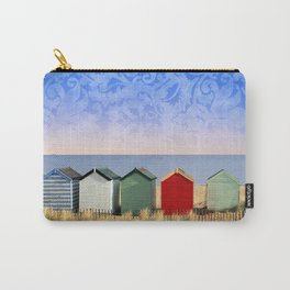 Beach Huts at Southwold (Suffolk/Great Britain) Carry-All Pouch