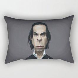 Nick Cave Rectangular Pillow