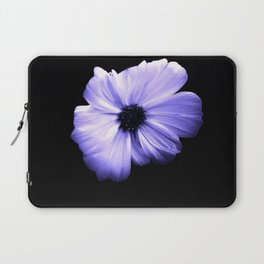 The Cosmos World Of Floral Laptop Sleeve