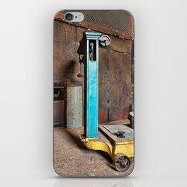 Waterside Woolen Mill iPhone Skin