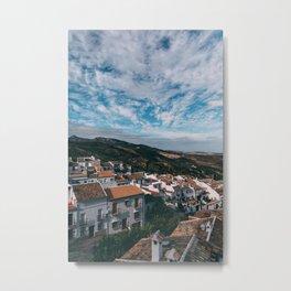 The White Villages Metal Print