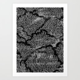 The Reef Art Print