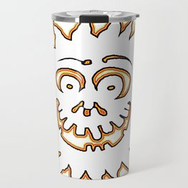 Sunburst jGibney The MUSEUM Society6 Gifts Travel Mug