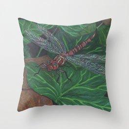 What Light Throw Pillow