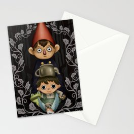 Over the Garden Wall. Stationery Cards