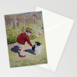 Penny Lives With Jesus Stationery Cards