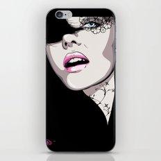 The Girl iPhone & iPod Skin