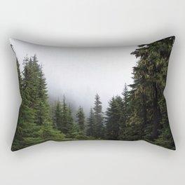 Simplify, simplify Rectangular Pillow