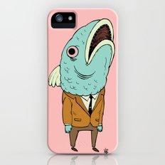 Business Fish Slim Case iPhone (5, 5s)