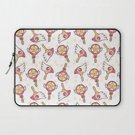 Sakura Card Captor Pattern Aquarelle Laptop Sleeve