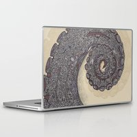 valentina Laptop & iPad Skins featuring Tentacula by Valentina Harper