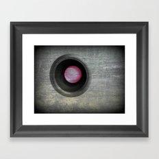 Can light Framed Art Print