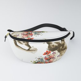 The search 2017 Fanny Pack