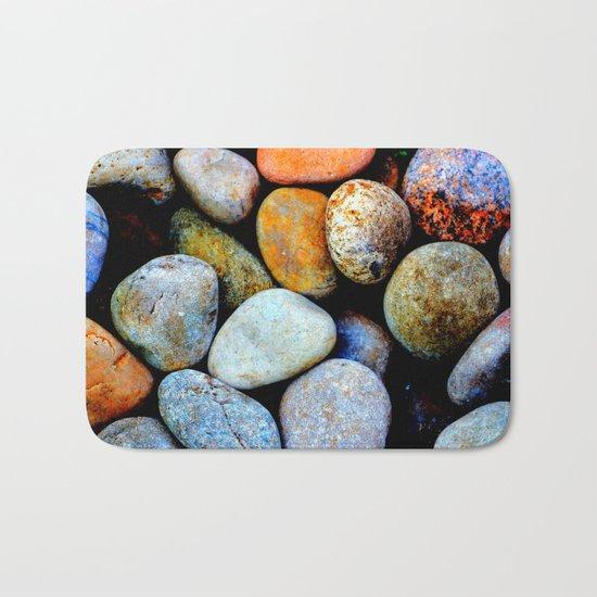 Like Pebbles on the Beach Bath Mat