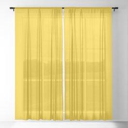 Solid Shades - Sunshine Sheer Curtain