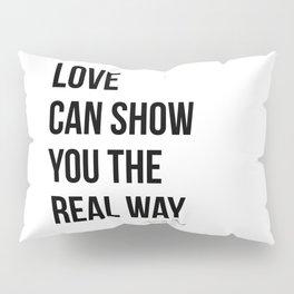 Love coisas da lola Pillow Sham