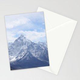 Montblanc landscape Stationery Cards